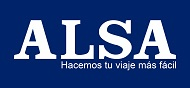 logo Alsa Madrid Londres